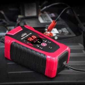 Máy sạc ắc quy và khử sunfat đa năng( 12v-24v)(5A-100A)