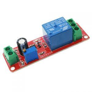 Module tạo trễ dùng relay