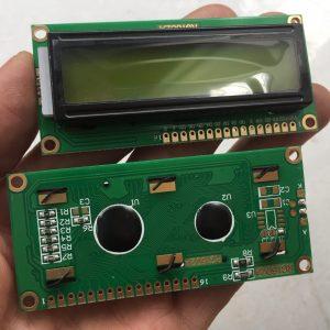 LCD 1602(xanh lá)